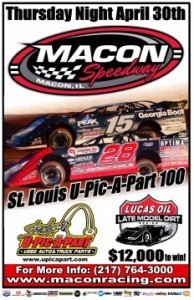 St. Louis U-Pic-A-Part 100