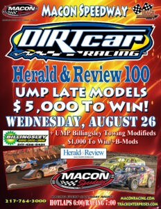 Herald And Review Flyer