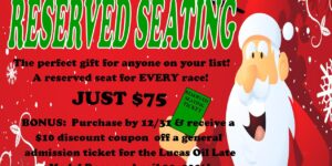 Christmas Reserved Seating 2015-2