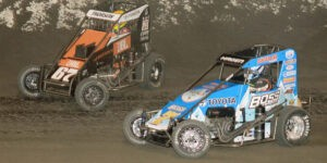 Tanner Thorsen And Darren Hagen At Macon